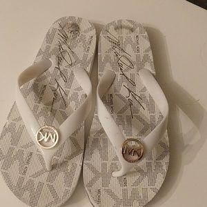 Michael kor sandals